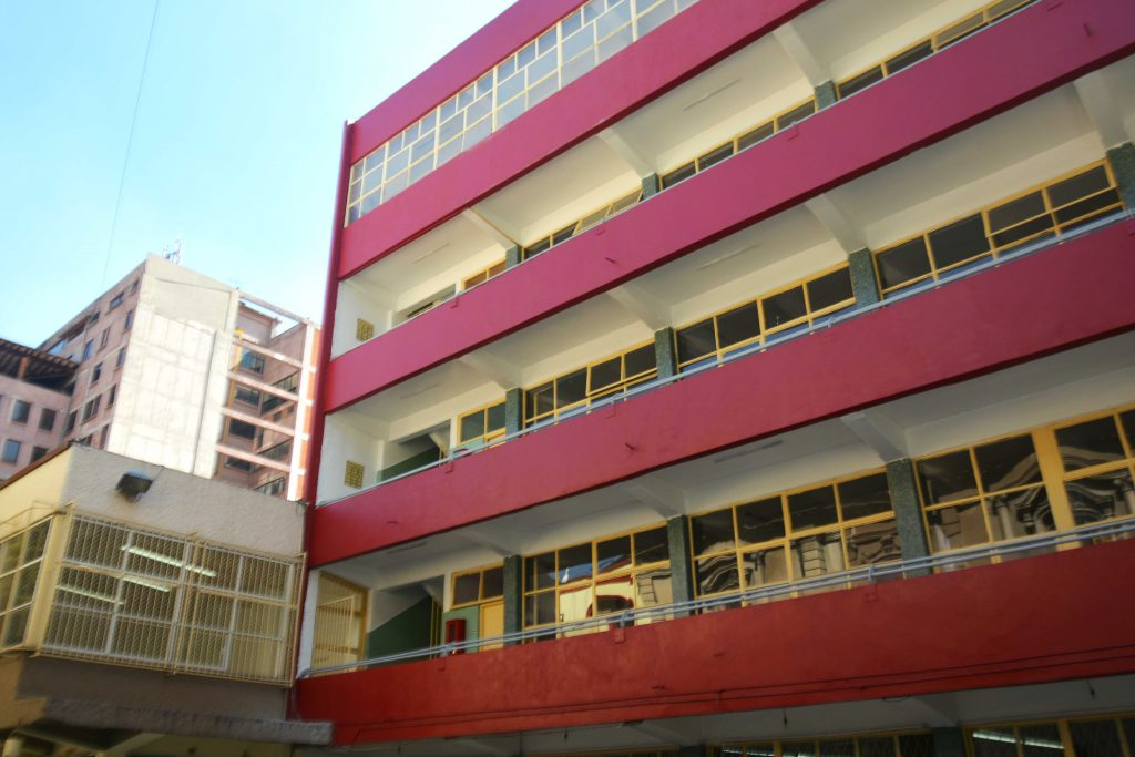 Edificio de Laboratorios